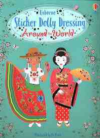 Sticker Dolly Dressing Around The World: 1