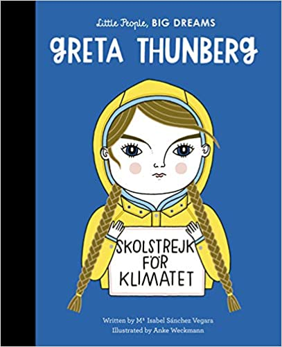 Greta Thunberg (40) (Little People, BIG DREAMS)