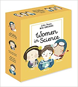 Little People, Big Dreams: Women in Science