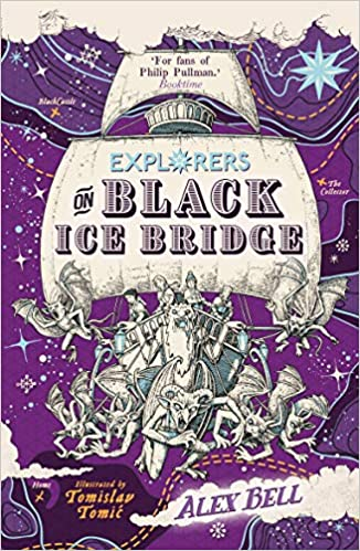 Explorers on Black Ice Bridge: 1 (The Polar Bear Explorers' Club)