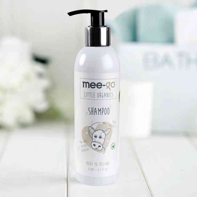 Organic and Vegan Shampoo